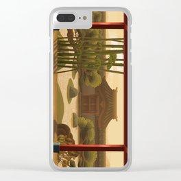 DOJO Clear iPhone Case