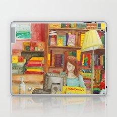 Book store Laptop & iPad Skin