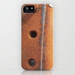 Boiler no more iPhone Case