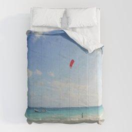 Carribean sea 4 Comforters