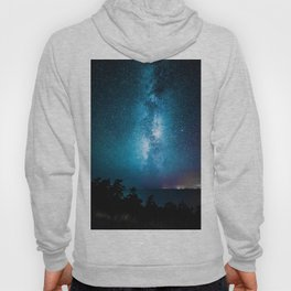 The Galaxy Landscape (Color) Hoody