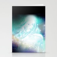 aurora Stationery Cards featuring Aurora by Stevyn Llewellyn
