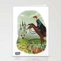 prince Stationery Cards featuring Prince by David Pavon