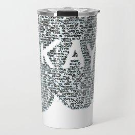 Dear Van Houten (abridged) Travel Mug