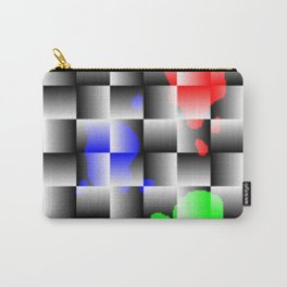 Colour Splatters Carry-All Pouch