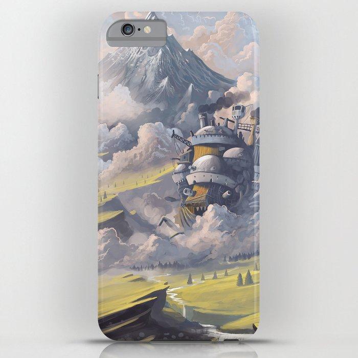 Howl's iPhone Case