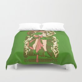 Before the Storm - Sailor Jupiter nouveau Duvet Cover
