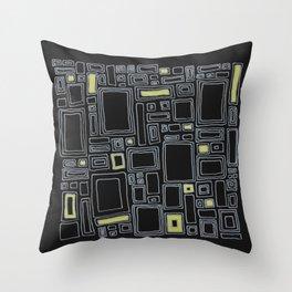 Screw You Ruler Said Rectangle Throw Pillow