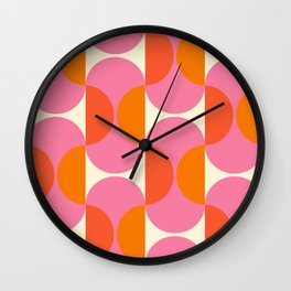 Capsule Sixties Wall Clock