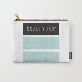 Sozoryoko Original Branding - Local Vancouver Brand Carry-All Pouch