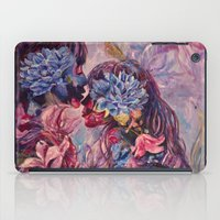 vonnegut iPad Cases featuring everything was beautiful, nothing hurt by Gabrielle Agius
