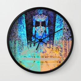 Le Chariot Wall Clock