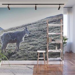 Mountain Goat 3 Wall Mural