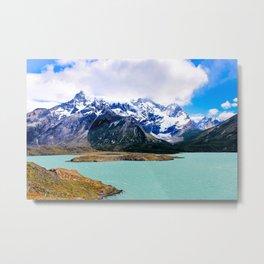 Patagonia Metal Print