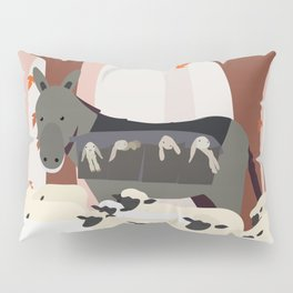 Lambs Pockets Pillow Sham