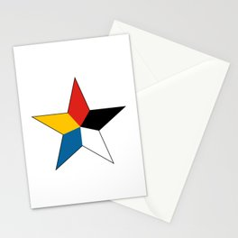 Chinese Air Force Roundel, 1916-1920 Stationery Cards