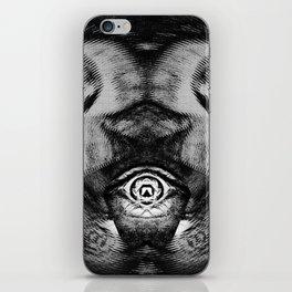I've got my eye on you iPhone Skin
