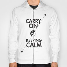 Carry On by Keeping Calm Hoody