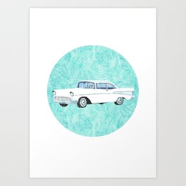 Your New Car Art Print