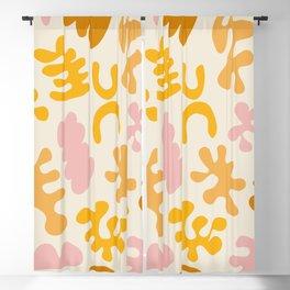 Autumn Abstract 92 Blackout Curtain