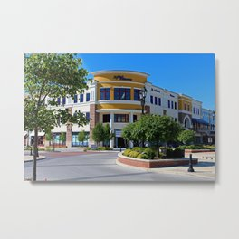 Levis Commons III Metal Print