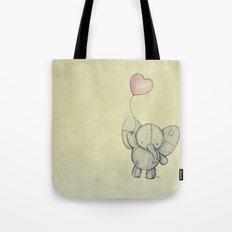 Cute Elephant II Tote Bag