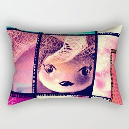 Sweet Doll Rectangular Pillow