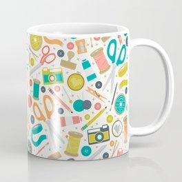 Get Crafty Coffee Mug