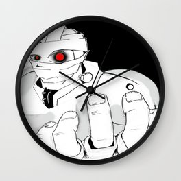 Zombie Monster Master Wall Clock
