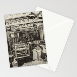 Inside Coldharbour Stationery Cards