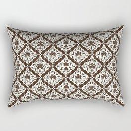 Batik Style 9 Rectangular Pillow