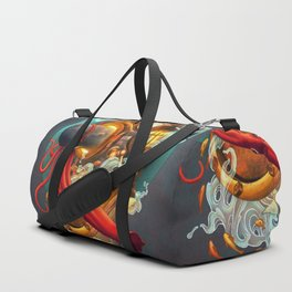 Deep Sea Diver Duffle Bag