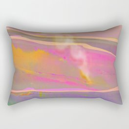 Adventure in the Volcanic Lands - Fumarole Rectangular Pillow