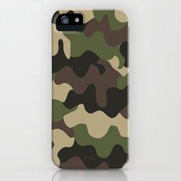 HH-Slushy-Camo iPhone Case