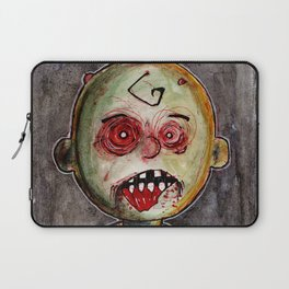 You're a zombie Charlie Brown Laptop Sleeve