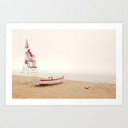 Bradford Beach  Art Print