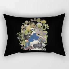 fairy tale ii. Rectangular Pillow