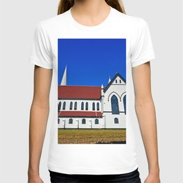 St. Mary's Church side view T-shirt