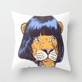 TOP JOHNNY Throw Pillow
