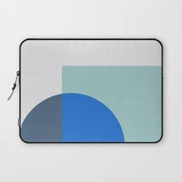 Mélange No. 1 Modern Geometric Laptop Sleeve