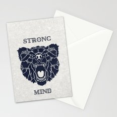 Strong Mind Stationery Cards