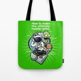 Self Aware & Not Impressed Tote Bag