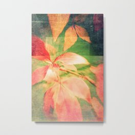 Autumn Colour Field Metal Print