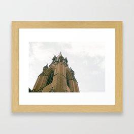 Church on Bathurst Framed Art Print