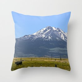 Shasta Pastorale No. 2 Throw Pillow