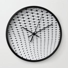 Goleta Fence Wall Clock
