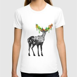 Fallow deer T-shirt