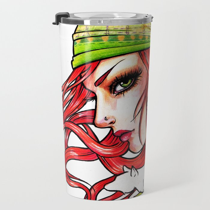 Spirit Of the Fox Travel Mug