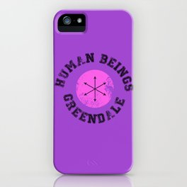 greendale community college iPhone Case