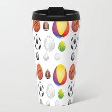 Easter sport balls Travel Mug